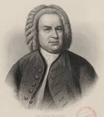 JS Bach photo