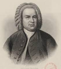 JS Bach photo