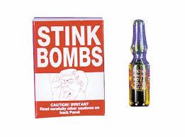 stink bomb perfume