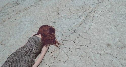 depression falling down
