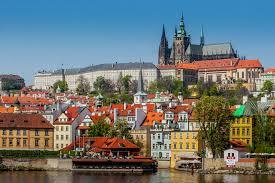 Prague scene