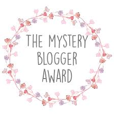 The Mystery Blogger Award