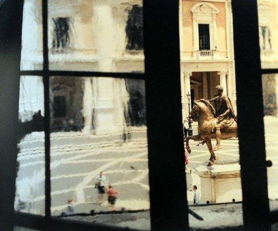 window statue