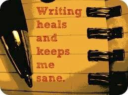 writing keeps me sane