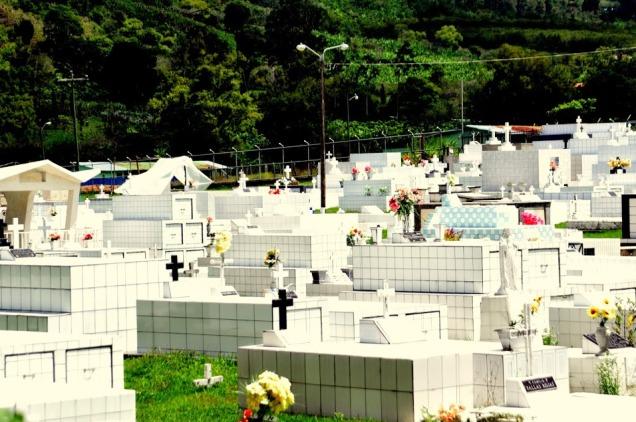Cemetary in Costa Rica