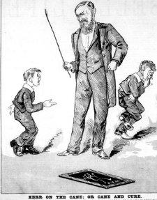 corporal punishment in schools