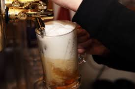 Beer froth