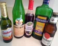 Czech drinks