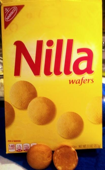 Vosi Hnizda Nilla vanilla wafers