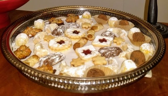 Christmas cookie platter 2018 metal (2)