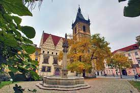 New Town Hall in Prague